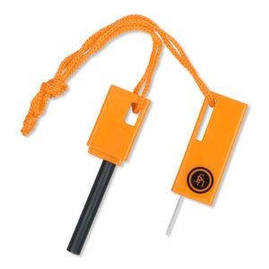UST SparkForce Compact Fire Starter ABS Case Orange 20-310-259