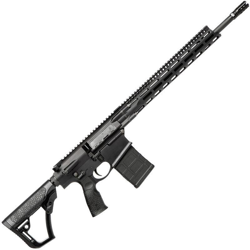 "Daniel Defense DD5v4 6.5 Creedmoor AR Style Semi Auto Rifle 18"" Barrel 20 Rounds 15"" M-LOK Handguard Collapsible Stock Black"