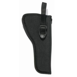 """BLACKHAWK! Hip Holster 9-1/2 to 10-3/4"""" Barrel Single Action and Double Action Revolvers with Tie Down Loop Right Hand"""