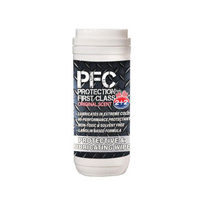 Protection First Class Outdoors Unscented Gun Wipes