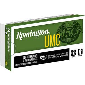 Remington UMC 9mm Luger Ammunition 100 Rounds 115 Grain FMJ 1145fps