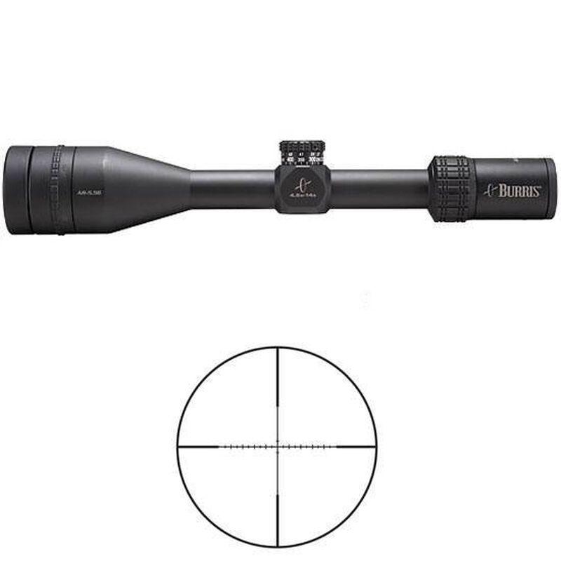 Burris AR 5.56 4.5-14x42 Riflescope 5.56 NATO/ .223 Rem C4Wind MOA Reticle Matte Black Finish 200333