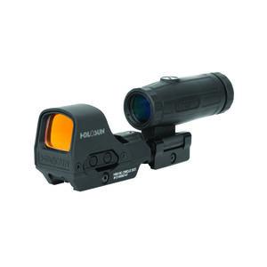 Holosun HS510C Open Relfex Circle Dot Sight & HM3X 3x Magnifier Combo HS510C & HM3X COMBO