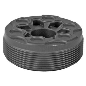 Chaos Gear Supply 9mm Suppressor Front End Cap Black Finish
