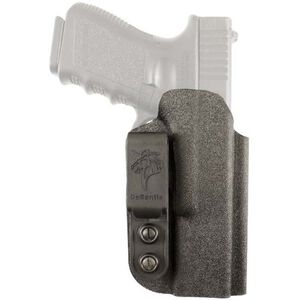 DeSantis Gunhide Slim-Tuk IWB Holster For GLOCK 17/22/31/32 Ambi Tuckable Kydex Black 137KJB2Z0