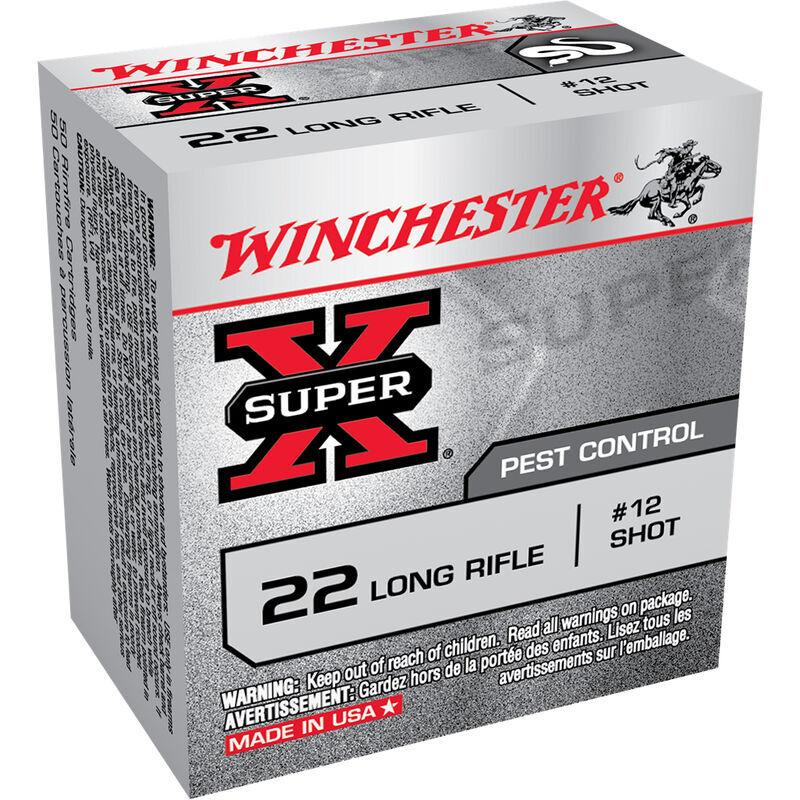 Winchester Shotshell .22LR Ammunition 5000 Rounds, #12