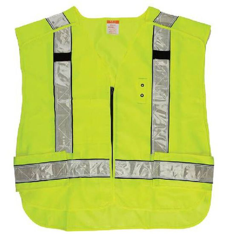 5.11 Tactical Five Point Breakaway Vest Polyester Two Extra Large Yellow 49022