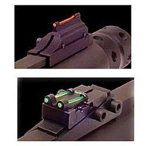 "TRUGLO 3/8"" Pro Series Magnum Gobble Dot Fiber Optic Shotgun Sights Contrasting Colors"