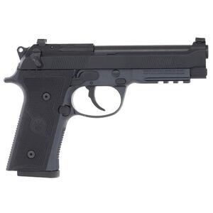 "Beretta 92X RDO 9mm Luger Pistol 4.7"" Barrel 18 Rounds Ambidextrous Decocking Safety Black Finish"