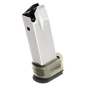Springfield Armory XD Sub Compact 10 Round Magazine .40 S&W Stainless Green Sleeve XDS0940GS