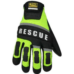 Ringers Gloves Rescue Glove High Visibility Medium