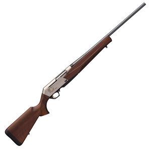 "Browning BAR MK3 .300 Win Mag Semi Auto Rifle 3 Rounds 24"" Barrel Walnut Matte Nickel"