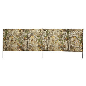 """Hunters Specialties Super Light Portable Ground Blind 27"""" by 8' Realtree Edge"""