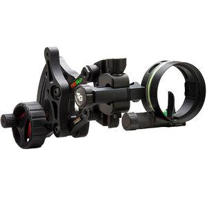 TRUGLO Archers Choice Range Rover Archery Sight Wheel Light 19 Black TG6411B