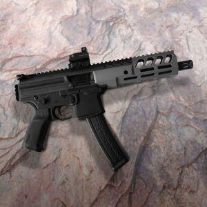 "Samson MPX-8 Sig Sauer MPX 8"" M-LOK Hanguard Aluminum Titanium Cerakote"
