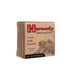 Hornady Custom .50 AE Ammunition 20 Rounds XTP JHP 300 Grains 9245