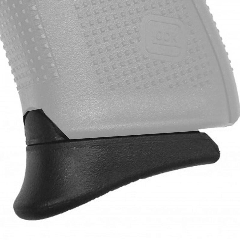 Pearce Grip Extension GLOCK 17/19/22/23/31/32 Gen 4 and 5 Models Polymer Black