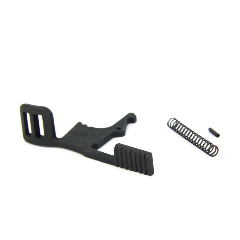 TacFire AR-15 Charging Handle Ambidextrous Tac Latch Steel Black MAR018