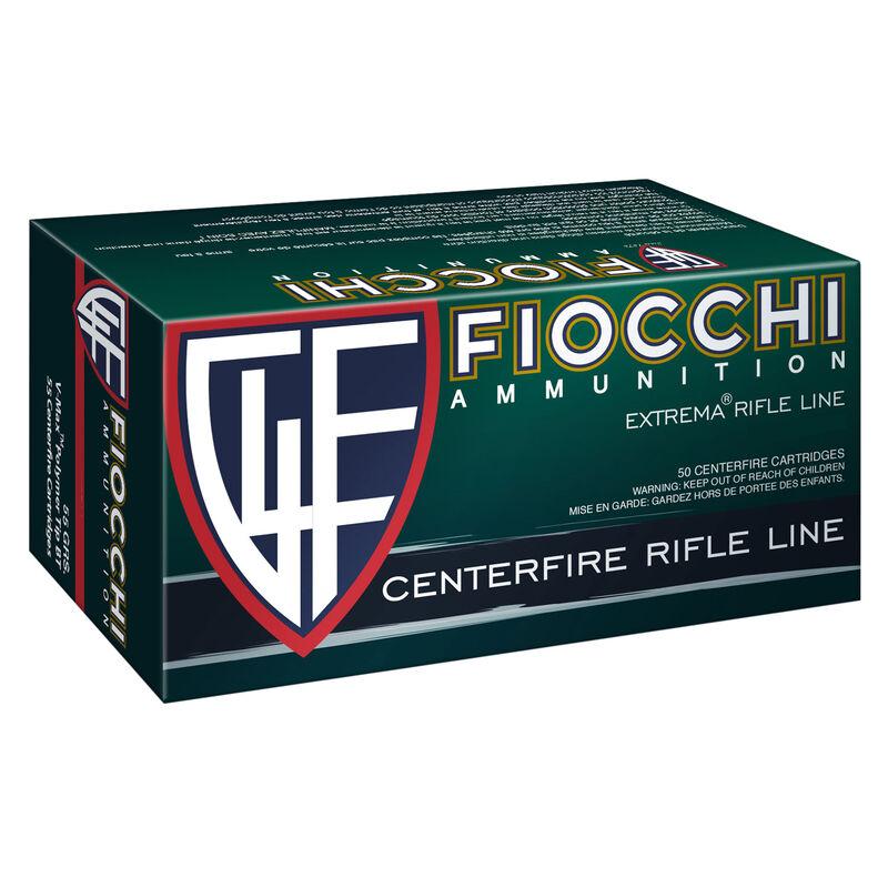 Fiocchi Extrema .204 Ruger Ammunition 50 Rounds V-Max 40 Grains 204HVB