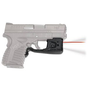 Crimson Trace Laserguard LG-469G Springfield XD-S Red Laser with IWB Holster