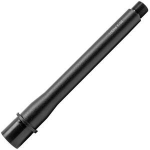 "New Frontier AR Style 8"" Match Grade Barrel 10mm Auto 1:16 Twist Threaded 5/8x24 TPI Integrated Feed Ramp Black Finish"