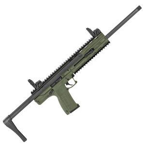 "Kel-Tec CMR-30 .22 WMR Semi Auto Rifle 16"" Barrel 30 Rounds Collapsible Stock Green Finish"