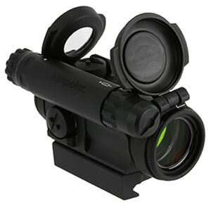 Aimpoint CompM5 Red Dot Sight 2 MOA Dot Standard Picatinny Style Mount AAA Battery Aluminum Housing Matte Black Finish