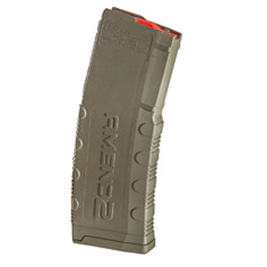 Amend2 Mod-2 AR-15 30 Round Magazine .223 Remington/5.56 NATO Anti-tilt Super Follower Stainless Steel Spring Polymer Olive Drab Green