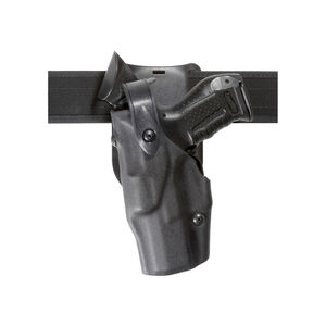 Safariland 6365 ALS/SLS Low-Ride Duty Holster Left Hand Fits S&W M&P 45C with TLR-1/X300 STX Hi-Gloss Black 6365-9192-492