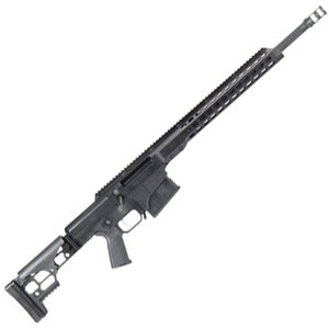 "Barrett MRAD Bolt Action Rifle .308 Win 22"" Flt Bbl 10rds Blk"