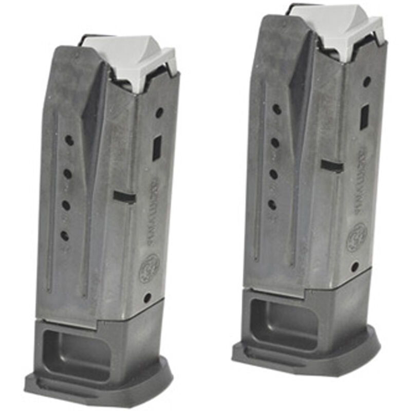 Ruger Security-9 10 Round Magazine 9mm Steel Black 2 Pack