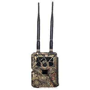 Covert Scouting Cameras Code Black LTE 12 MP Camera No Glow IR LEDs Up to 32GB SD Card Polymer Camo Case