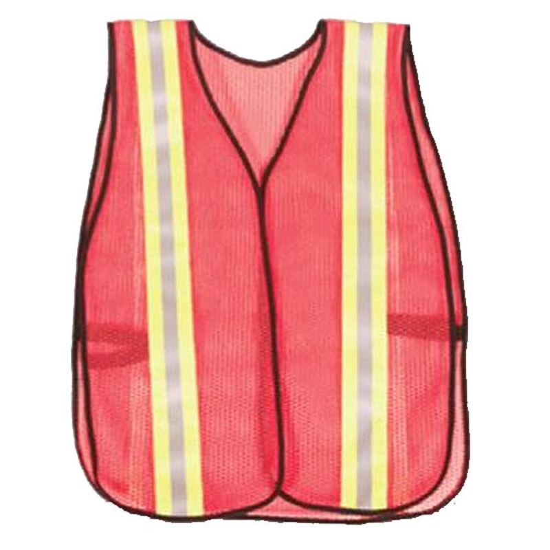 Pro-Line Deluxe Safety Vest No Lettering Orange DV07