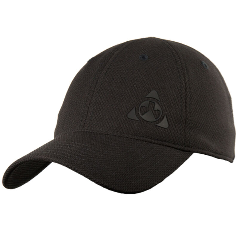 Magpul Core Cover Ballcap Size Small/Medium Eyelet Venting/Stretch Fit High Performance Polyester Fabric Matte Black MAG729-001-SM