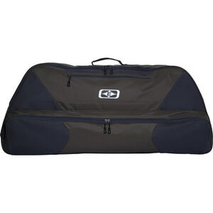 """Easton Bow-Go 4118 Compound Bow Case 41""""x18""""x5"""" Synthetic Olive/Grey"""