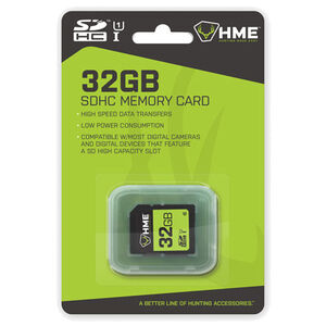 Hunting Made Easy 32 GB SD Memory Card Single SD Card Package