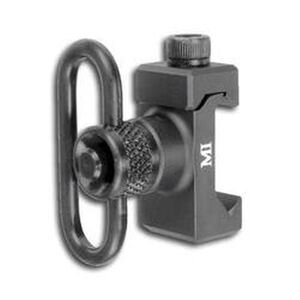 Midwest Industries AR-15 QD Front Sling Adapter Aluminum Black MCTAR-08