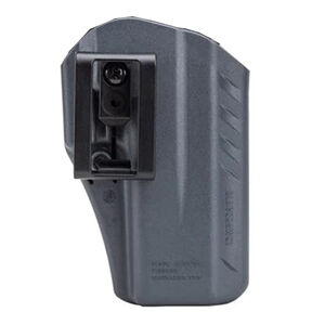 BLACKHAWK ARC Inside the Waistband Holster Fits GLOCK 48/S&W SHIELD EZ 9mm/380 ACP Ambidextrous Polymer Gray