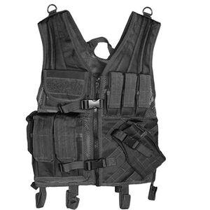 Fox Outdoor Assault Cross Draw Vest Black