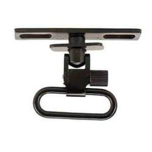 Champion AR-15 Bipod Adapter With Detachable Swivel Steel Black 40450