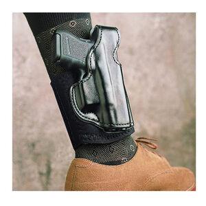 DeSantis Die Hard Kimber K6S Ankle Holster Leather Black