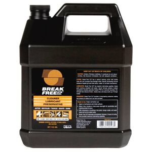 Break Free CLP Cleaner, Lubricant and Preservative 1 Gallon Bottle