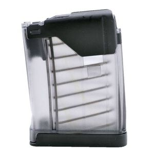 Lancer AR-15 L5 Advanced Warfighter Magazine .223 Rem/5.56 NATO 10 Rounds Polymer Translucent Smoke 999-000-2320-21