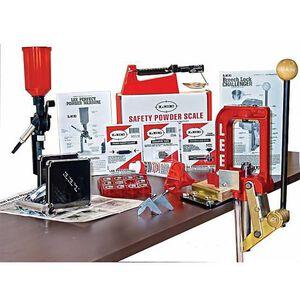Lee Breech Lock Challenger Single Stage Reloading Press Kit