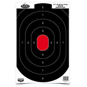 Birchwood Casey Dirty Bird 12x18 Inch Silhouette Target Reactive Paper Indoor/Outdoor 50 Pack