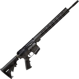 "Great Lakes .350 Legend AR-15 Semi Auto Rifle 18"" Barrel 5 Rounds 15"" Free Float M-LOK Handguard Collapsible Stock Black Finish"