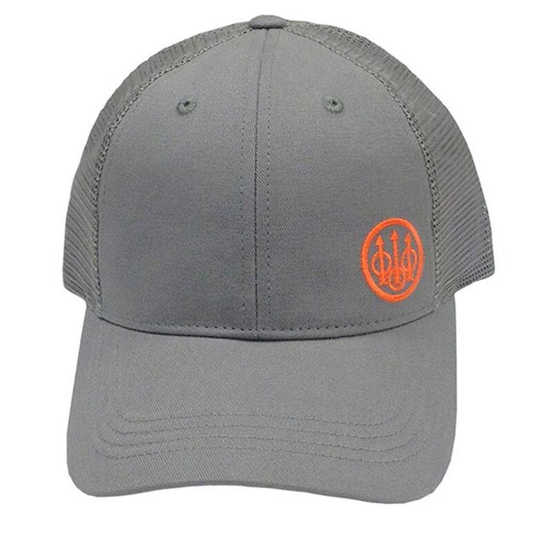 Beretta Trident Trucker Hat Beretta Trident OSFM Gray