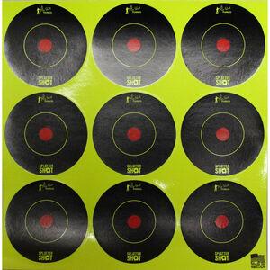 "Pro-Shot Splattershot 2"" Round Bull's-eye 12 Pack"
