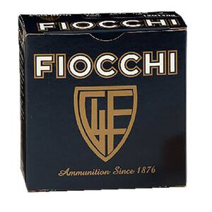 """Fiocchi Waterfowl Steel Hunting 12 Gauge Ammunition 250 Rounds 3-1/2"""" #BBB Shot 1-3/8oz Steel 1470fps"""