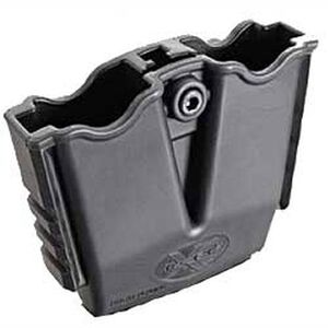 Springfield XD Double Magazine Pouch Double Stack Kydex Black